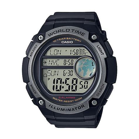 Casio Ae 3000 W shop for casio ae 3000w 1av stylish digital wrist watchcentre pk