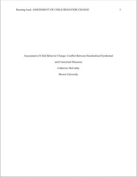formatting apa style title page title page for apa format paper zoro blaszczak co