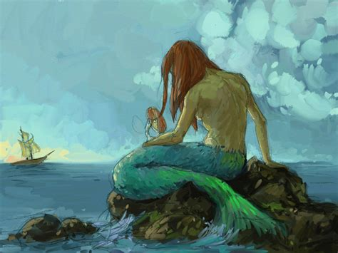 the mermaid mermaids wallpapers animals wiki pictures