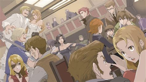 baccano characters wallpaper baccano anime
