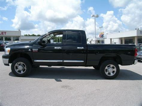 sell used 2008 dodge ram 2500 slt extended manual pickup 4 door 6 7l 4x4 cummins diesel in