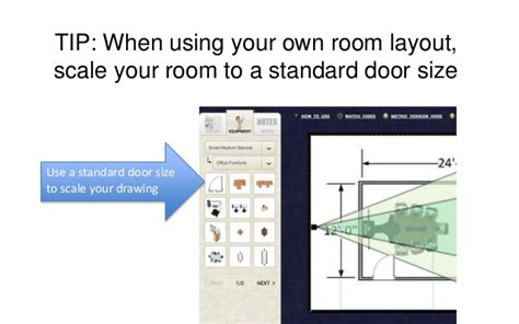 online room layout design tool introducing the huddlecamhd online room design tool