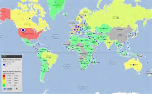 World Map Ireland by Similiar Ireland On World Map Keywords