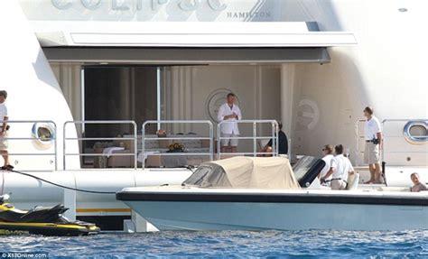 eclipse abramovich interni chelsea s abramovich s 163 1 5bn mega yacht renovated