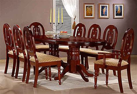 Dining Room Sets Malaysia Legged Casa Walnut 6 8 Seater Dining Table 110511093007083