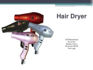 Hair Dryer Dan Gambar ppt zander adsorption dryer powerpoint presentation id 2946160