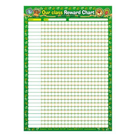 Aufkleber Claas by Our Class Reward Chart Jumbo Sticker Chart Brainwaves