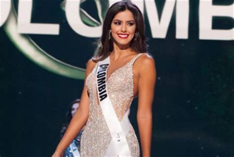imagenes miss universo 2015 colombia miss universo 2015 es para colombia chimenteros