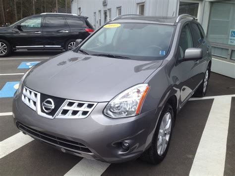 used nissan rogue used 2011 nissan rogue sl awd in kentville used