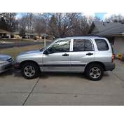 2002 Chevrolet Tracker  Overview CarGurus