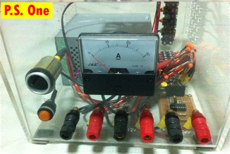lab bench power supply arduino ps one a lab bench power supply for the arduino and