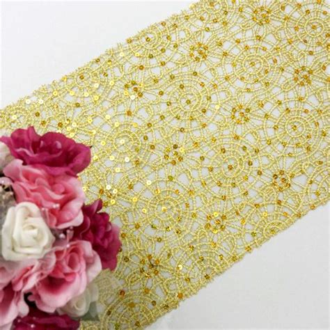 gold sequin table runner wholesale tablecloths chair covers table cloths linens runners