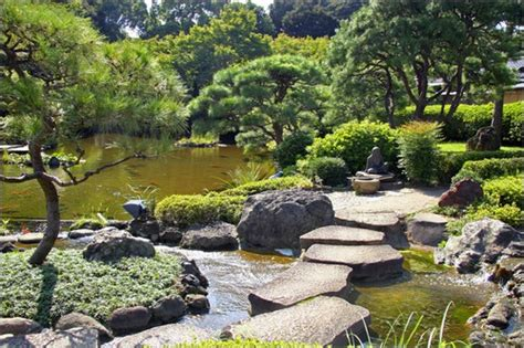 japanischer garten los angeles kymri wilt the japanese garden poster posterlounge