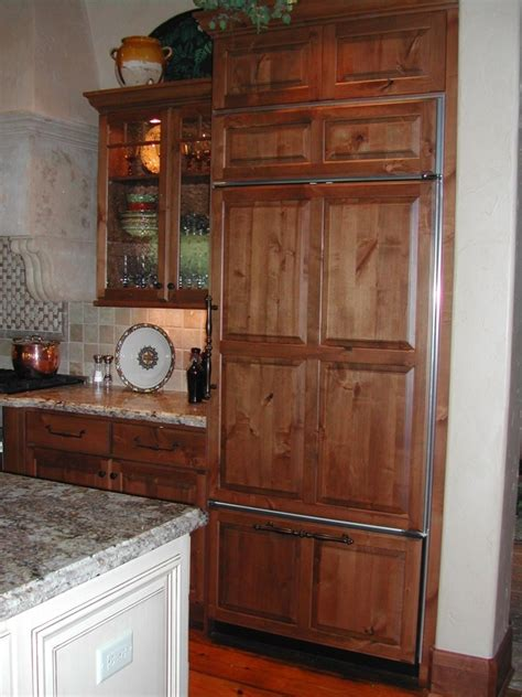 built in refrigerator cabinets cabinet covered built in refrigerator home