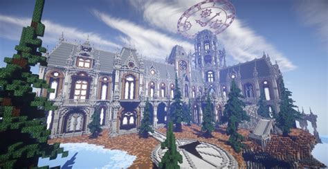 land  whisper   academy minecraft building