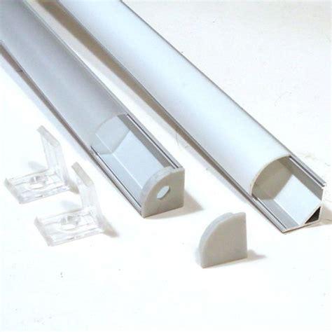 aluminium extrusions for led lighting corner aluminium extrusion for led click image to