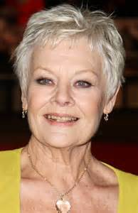 judi dench haircut pinterest discover and save creative ideas