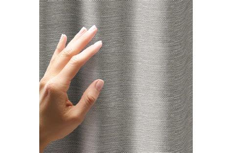 Rideaux Trompe L Oeil by Papier Peint Rideaux Bicolore Gris Papier Peint Trompe L