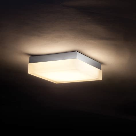 Square Ceiling Light Dice Square Wall Ceiling Light By Wac Lighting Fm 4006 30 Ch