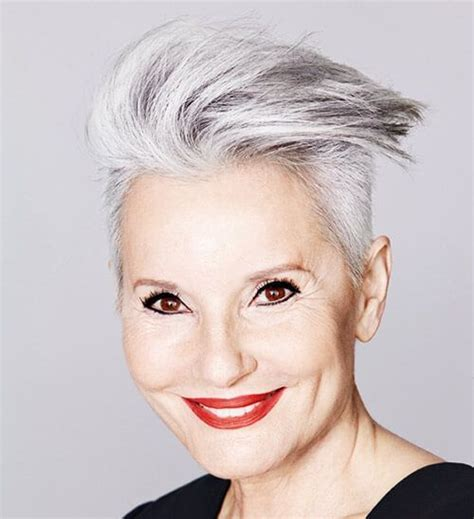 undercut hairstyle for 60 years hairstyles for women over 60 rounded opal undercut