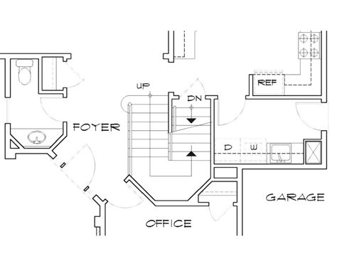How To Draw Stairs In A Floor Plan by Stair Details Dwg Scissor Stairs Dimensions Ideas How To