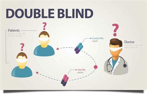 Double Blind Experiment Psychology Double Blind