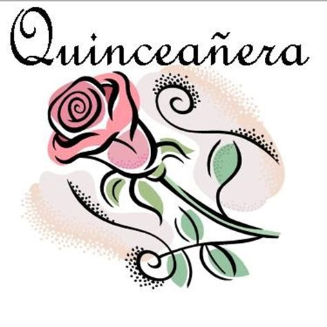 Quinceanera Clipart what is a quince a 241 os celebration st bartholomew the