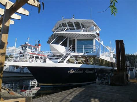 boat cruise up indian arm harbour princess picture of harbour cruises vancouver