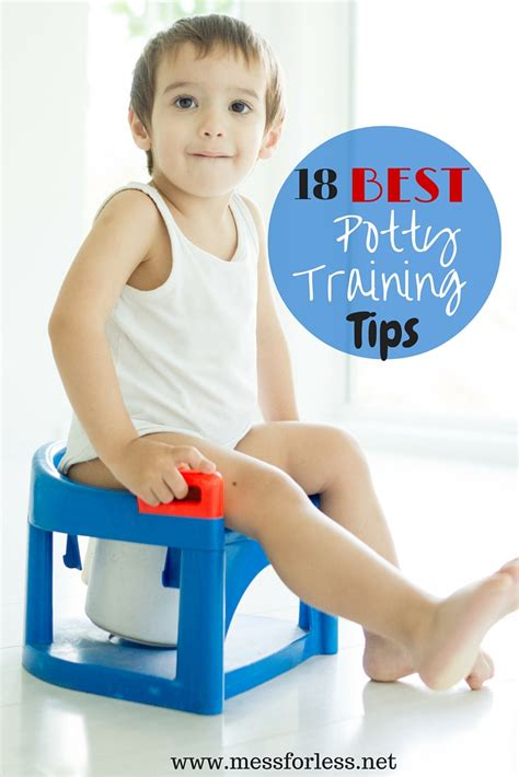 7 Tips On Potty Your Child by 18 Best Potty Tips Mess For Less