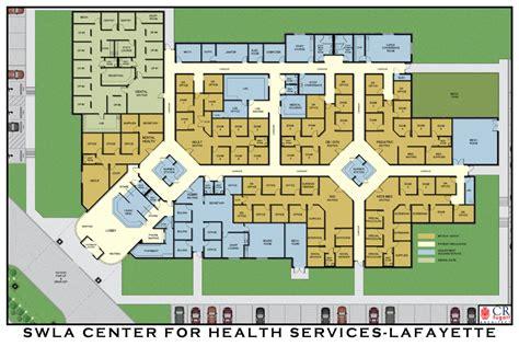 architects lafayette la swla center for health services lafayette la cr