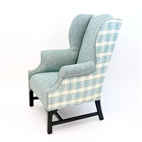 Wing Chair For Sale by Vintage Wing Chair Newly Upholstered For Sale At 1stdibs
