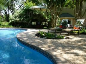 Pool Backyard Designs Backyard Landscaping Ideas Swimming Pool Design Homesthetics Inspiring Ideas For Your Home