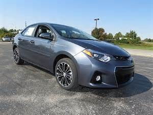 2015 Toyota Corolla S Premium Centralkyauto Frankfort Ky New And Used Cars