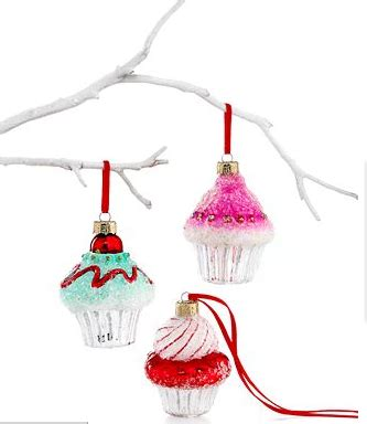 martha stewart collection cupcake tree martha stewart mini cupcake ornaments all things cupcake