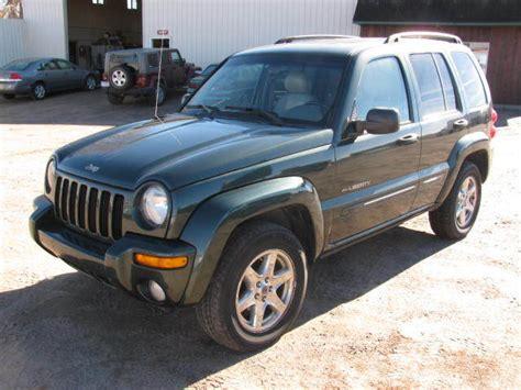 2003 jeep liberty limited 2003 jeep liberty limited edition fall repo sale k bid