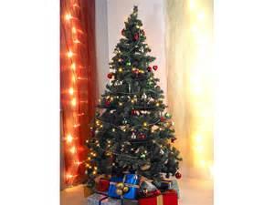 infactory k 252 nstlicher weihnachtsbaum 180 cm 465 pvc