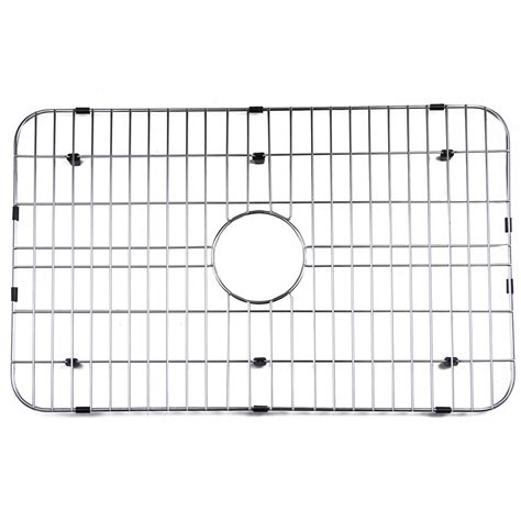 stainless steel sink grid gr510 solid stainless steel kitchen sink grid