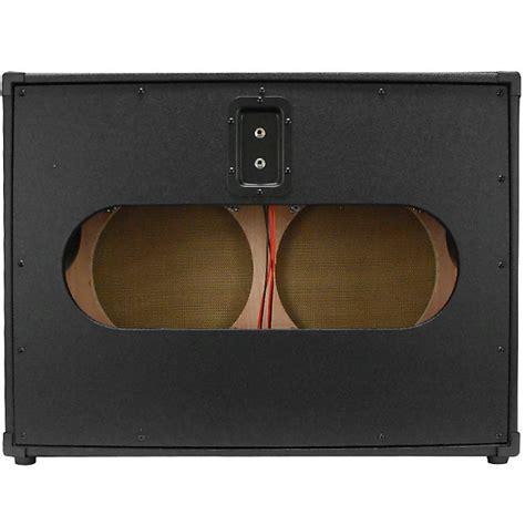212 guitar speaker cabinet empty 12 quot cab 2x12 tolex reverb