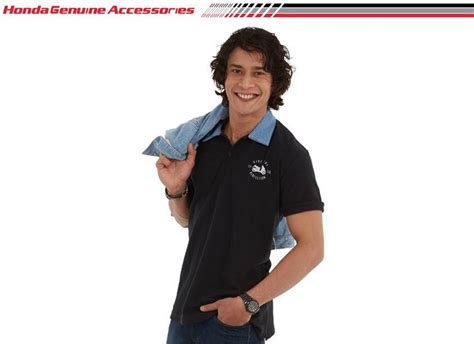 Kaos Motor Honda Vario 125 027389 vario polo shirt merchendise resmi kaos honda