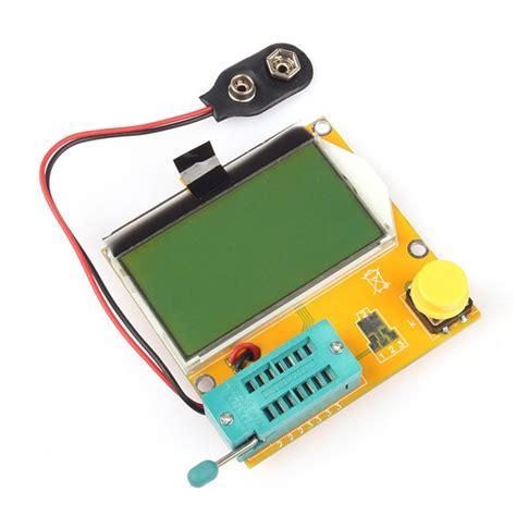 Multimeter Lazada sainsmart mega328 transistor tester 3d printing arduino