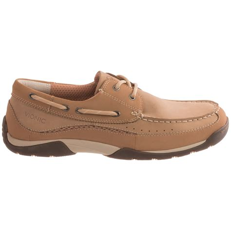 vionic shoes review vionic with orthaheel technology eddy boat shoes for