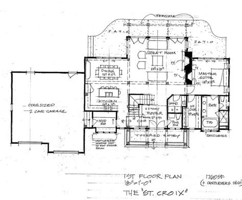 timber floor plan the st croix timber frame home floor plan blue ox
