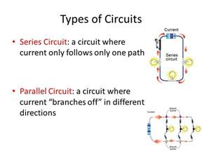 different types of electrical circuits 28 images