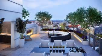 penthouse terrace 17 85m penthouse at 500 walnut sold philly s most