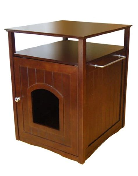 litter box in bedroom cat dog bathroom night stand bed table furniture pet house litter box cover unit ebay