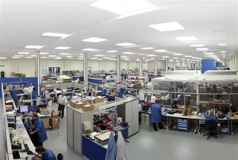 best electronics site renishaw site named uk s best electronics plant