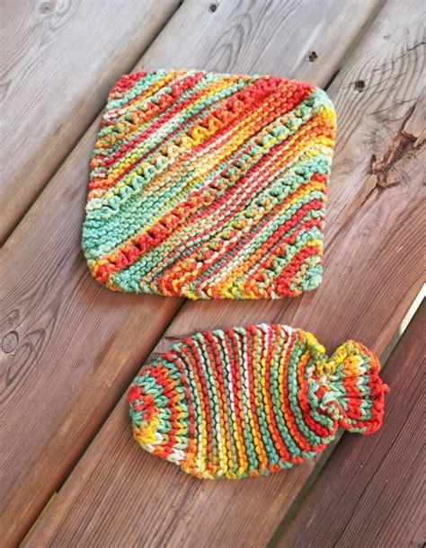 bernat free knitting patterns wishy washy fish tawashi bernat eyelet ridge dishcloth