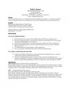 Job Resume Computer Skills by The Amazing Basic Computer Skills Resume Resume Format Web