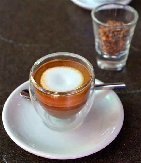 espresso macchiato double finally i had the perfect cup coffee