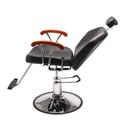 white styling chair with headrest all purpose salon chair with headrest salon chair a02b